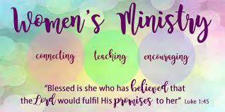 Women's Ministry Fellowship Meeting  June 7?>